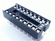 18p low cost IC socket