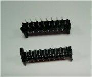 16p conn. male PCB trough hole 1.27mm header