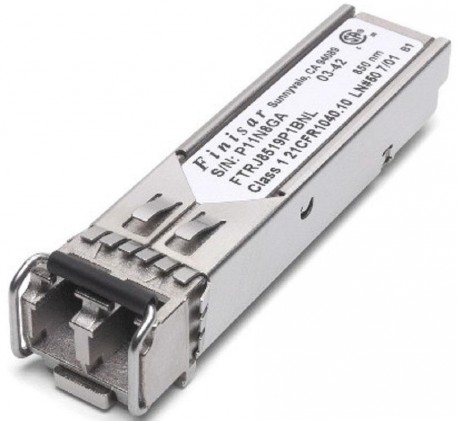 ProCurve Gigabit-SX-LC mini- - GBIC HP P/N: J4858B Type: 62.5/125 µm or 50/125 µm (core/cladding) diameter, graded-index, low