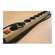 Stopcontact 6 voudig - Heavy D - Stopcontact 6 voudig - Heavy Duty-