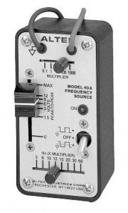 Altek Model 40A - Frequency Source