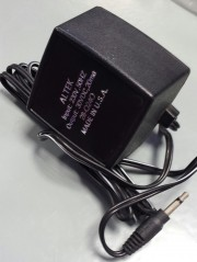 Altek 28-0240 AC adapter - Inpout: 230V, 50HZ Output: 30VDC, 20mA