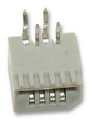 14pol. FCC conn. throughhole - 90o
