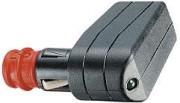 12V DC Auto plug angle prof
