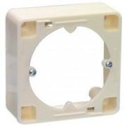 AR 20 surface mounted frame - white Hirschmann