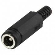 DC Power plug 2.1/5.5mm - NEKJ21