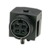Din DC Power conn 3 pol