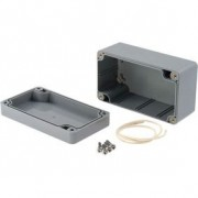 Waterproof ABS box 115x65x55mm