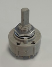 Lorlin Rotary Switch 1MC 12pos - 0.15A/250VAC - 10 - 2.95