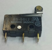 Micro-switch 5A/125 - - 3A/250VAC SS-5GL 2