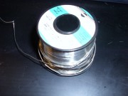 Solder Wire lead /tin/silver - 500gr 0.5mm SN62PbAg2 Reliacore11