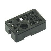 Socket PCB V23100-Z7002 - HC4-SS-K wired / soldering, 4 x change over