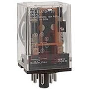 24V V23100-V9123-F204 - 2 x max.250VAC 10A changeover octal socket with tester