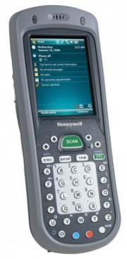 Honeywel Dolphin 7600 Mobile - Computer, incl. cradle demo 699,00 euro