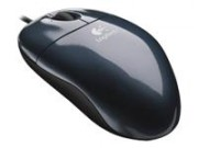 Logitech Pilot Optical Mouse - USB/PS2