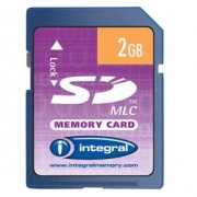 SD Card Transcend 2GB