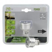 Power LED Lamp High Power - low Energy 2,2W 12V GU5.3 MR11