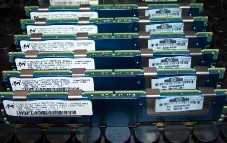 4GB PC2-5300-667 ECC HP - HP P/N: 398708-061 MT36HTF51272FY-667E1D4 REMARKETED. 90 days warranty.