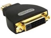 HDMI - DVI Adapter - DVI female - HDMI female 24+1
