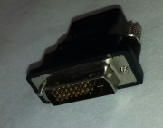 HDMI -DVI Adapter - DVI male - HDMI male