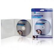 DVD lensreiniger - DVD reiniger voor het verwijderen van stof en vuil van de lensbr/br/
