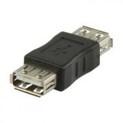 USB 2.0 USB A vrouwelijk - USB - Deze adapter kunt u gebruiken om twee USB 2,0 A male - USB 2,0 A male kabels met elkaar te