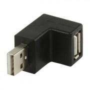 USB 2.0 USB A mannelijk - USB - Deze adapter biedt een praktische oplossing voor USB 2,0 kabels die verbonden moeten worden met