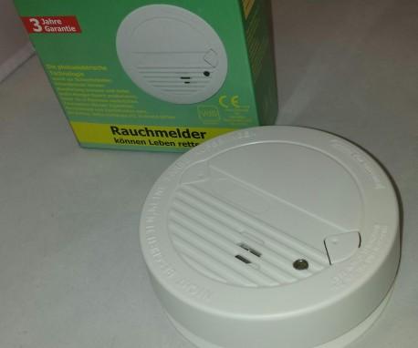 Rookmelder VdS - 9 V)br/&bull Indicator lage batterijspanning (lege batterij)br/&bull ISO 9002 -
