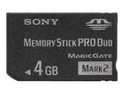 Sony MS Pro Duo 4GB