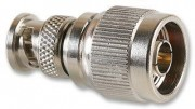 Coax adapter BNC M N Male - Radiall R191417000 -