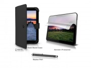 Case, stylas Pen and Screen - Protector for HP Stream 7 tablet