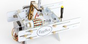 The Original EggBot Kit - The EggBot is a compact, easy to use open-source art robot that can draw on spherical or egg-shaped