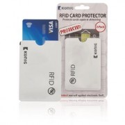 RFID Card Protector 2-Pack - Protects cards against skimming