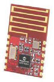 Module, RF Transceiver, 868MHZ - MRF89XAM8A-I Microchip