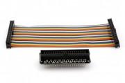 40p T-Cobbler Breakout Board for Raspberry Pi - Assembled Split Mini+