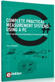 Complete Practical Measurement - Complete Practical Measurement Systems Using a PC Author: Yury Magda Language: English Pages: