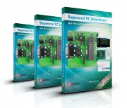 Supersnel PC Interfacen - Supersnel PC Interfacen Author: Bert van Dam Language: Nederlands Pages: 285 Publisher: ELEKTOR ISBN: