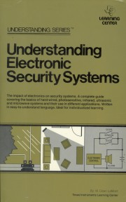Understanding Electronic Secur - Understanding Electronic Security Systems Author: M. Dean LaMont Language: English Pages: