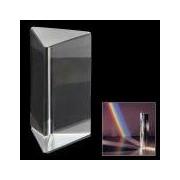 Prisma Optical Triple Triangular Glass Spectrum