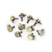 Mono Single Resistor Potentiom - Mono Single Resistor Potentiometers 20K 3Pin Price for quantity 5+ € 1,29