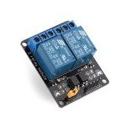 2-Channel 5V Relay Module With - 2-Channel 5V Relay Module With Optocoupler for Arduino DSP AVR PIC ARM Price for quantity 5+