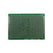 PCB Board - Green (5 x 7cm, Un - PCB Board - Green (5 x 7cm, Universal Double-Sided) Price for quantity 5+ € 3,30