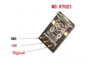 Keyes Sensor Module KY-021 - Arduino KY-021 Mini magnetic reed modules