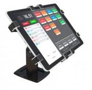 """Tablet Anti-Theeft Stand POS B - Tablet Anti-Theeft Stand For Point Of Sale Environments Black - 150 Degree Swivel 7"""" - 10.5"""""""