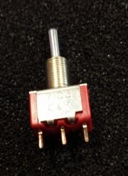C&K 7105 switch Mom.-OFF-Mom. - SP soldering