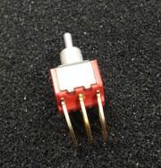 C&K 7205 Mom.-OFF-Mom. - DP print angle, short actuator M
