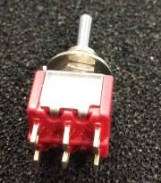 C&K 7205 Mom.-OFF-Mom. - DP soldering standard actuator S