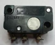 Micro-switch 0.1A/125VAC - Cherry F 53 / very light moment switch 10 - 7.80