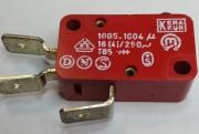 Micro-switch 16A 250VAC - Marquardt 10 - 9.60