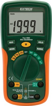 Digital multimeter EX205T TRMS - Extech